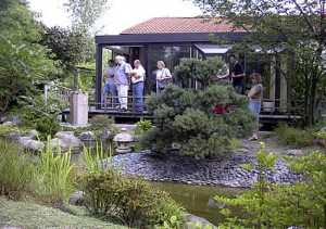 Japangarten 2003
