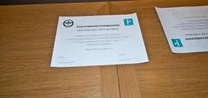 Partnerschaftsurkunde - Partnership Charter